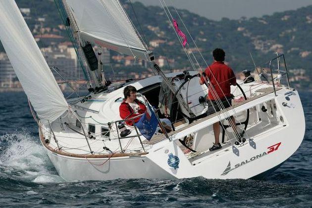 Salona 37 (Sailing Yacht)