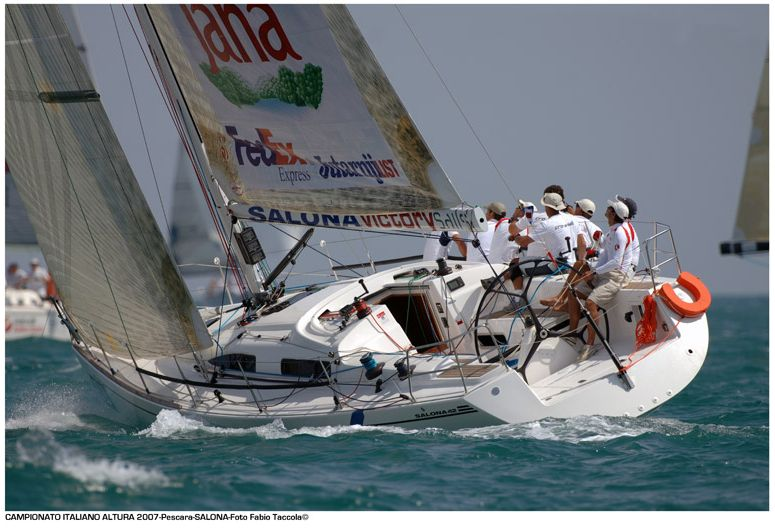 Salona 42 IBC (Sailing Yacht)