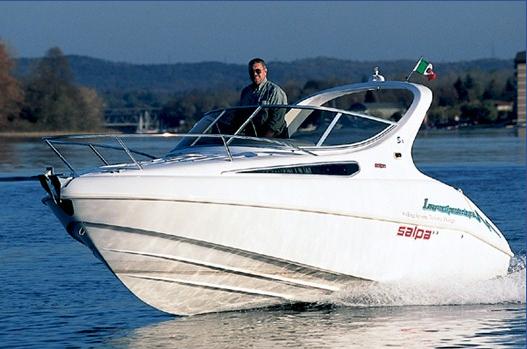 Salpa Laver 20,5 (Day cruiser)