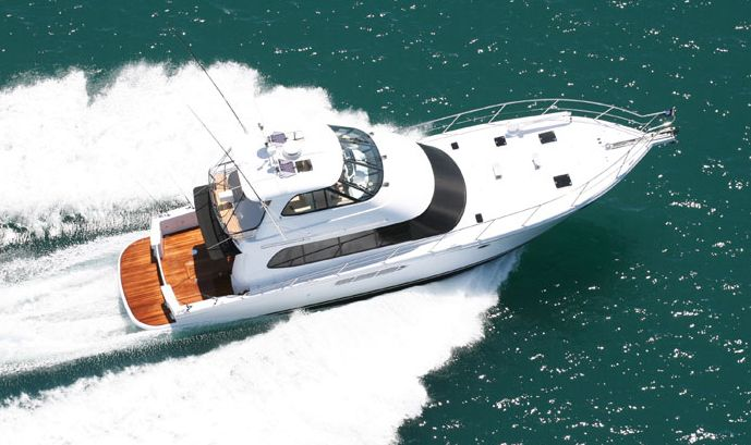 Salthouse 52 (Motor Yacht / Fisher)