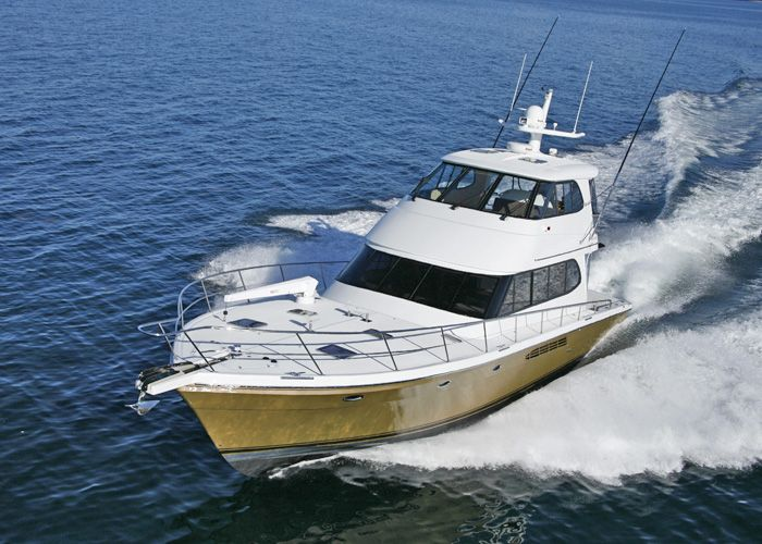 Salthouse 57 (Motor Yacht / Fisher)
