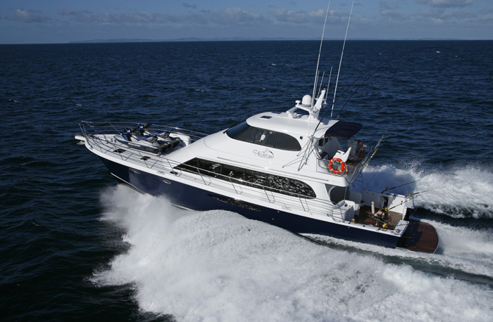 Salthouse 65 (Motor Yacht / Fisher)