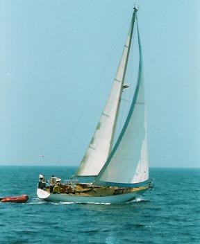 Sangermani <strong>Thalia</strong> (Sailing Yacht)