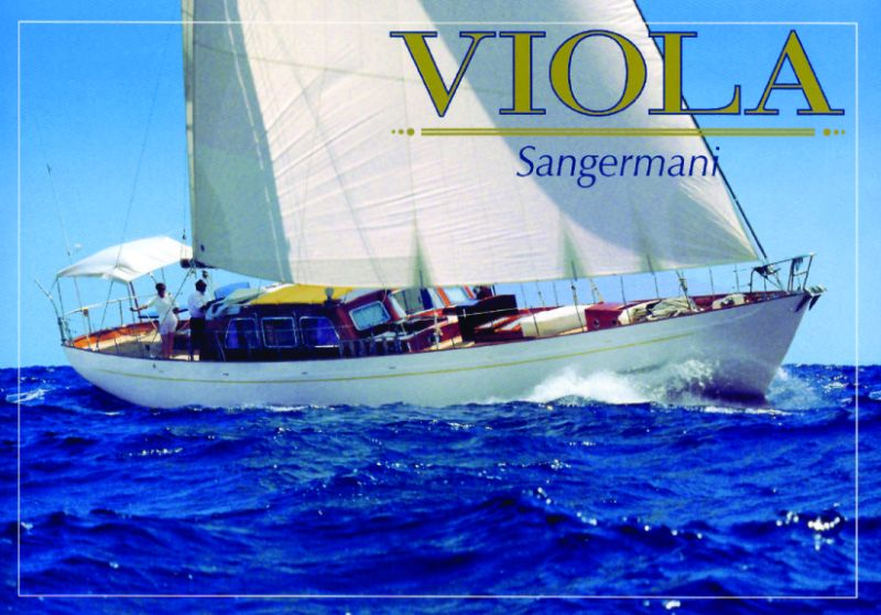 Sangermani <strong>Viola</strong> (Voilier)