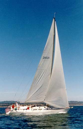 Santa Cruz Yachts SC 52 (Voilier)