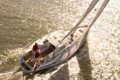 Santa Cruz Yachts SC 53C (Voilier)