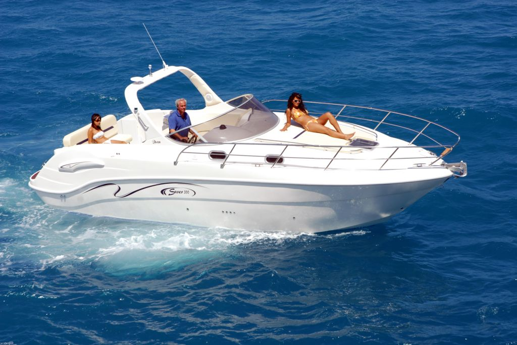 Saver Boats 300 Cabin (Day cruiser)