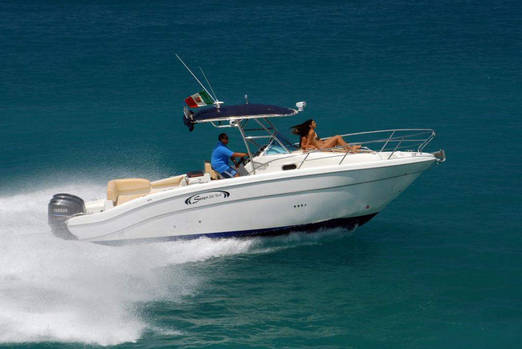 Saver Boats 300 WA (Pêche Promenade)