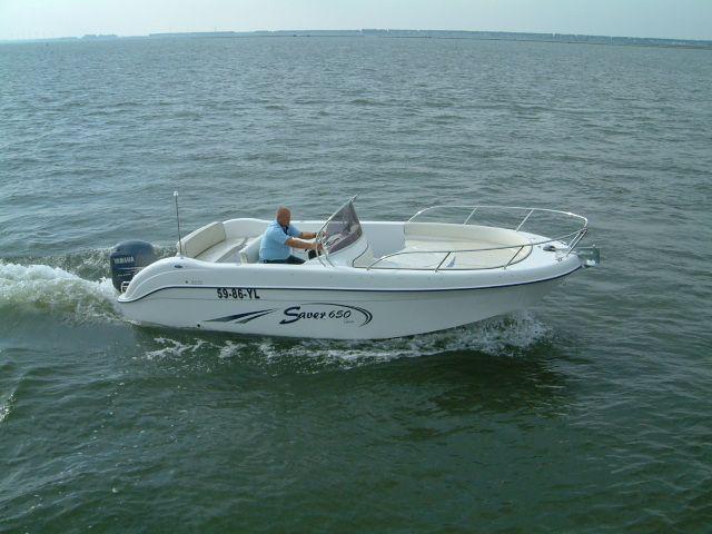 Saver Boats 650 Open (Pêche Promenade)