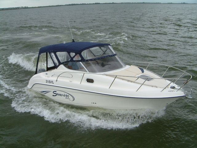 Saver Boats 690 Cabin Sport (Day cruiser)