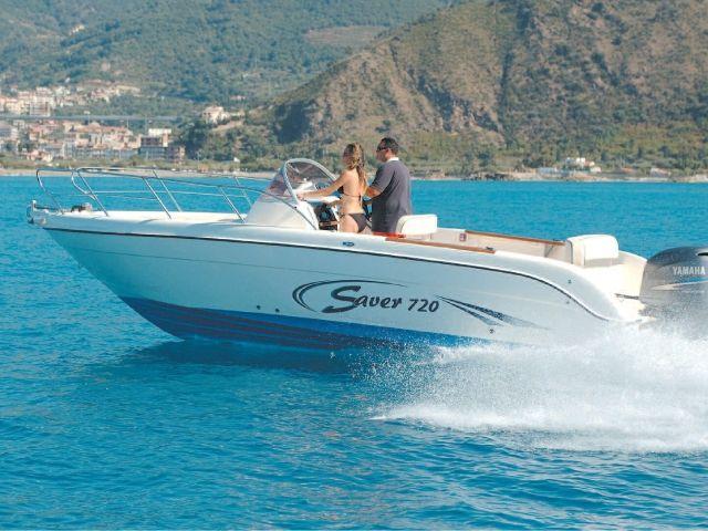 Saver Boats 720 WA (Pêche Promenade)