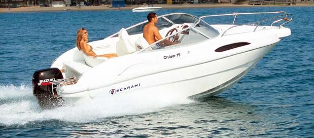 Scarani Cruiser 19 (Day Open)