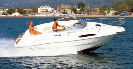 Scarani Cruiser 20 (Day Open)