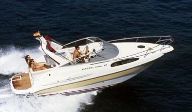 Scarani Cruiser 29 (Day cruiser)