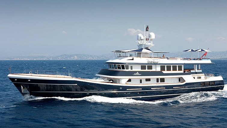 Schweers <strong>Shandor -ex Margaux Rose, Louisianna,The Griff</strong> (Motor Yacht)
