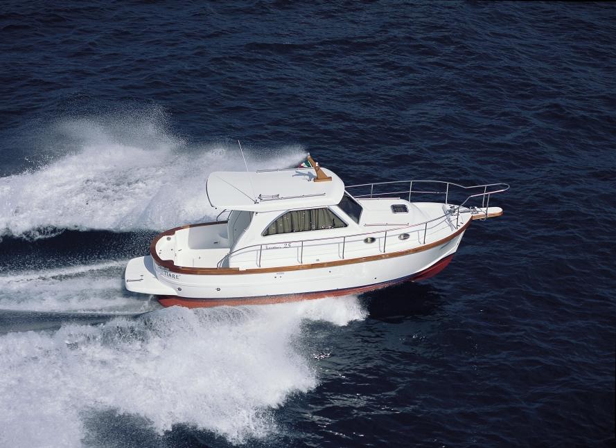 Sciallino 25 (Power Boat)