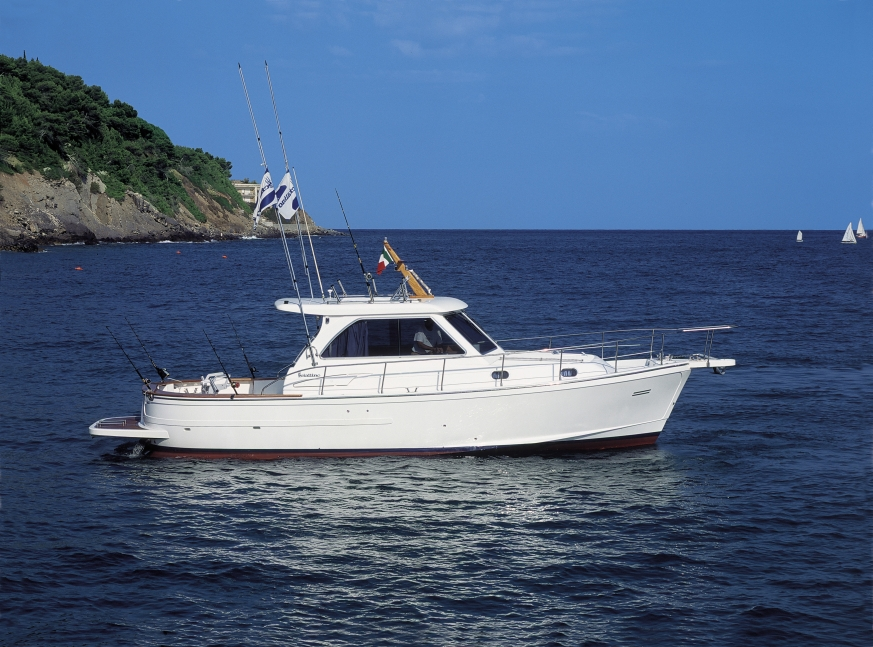 Sciallino 34 (Power Boat)