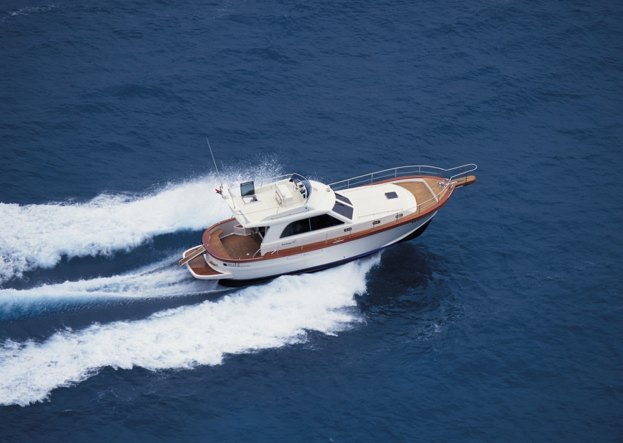 Sciallino 40 (Power Boat)