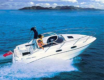 Sealine S23 (Day cruiser)