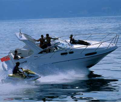 Sealine S28 (Day cruiser)