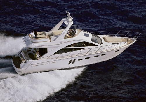 Sealine T50 (Fly / Motor Yacht)
