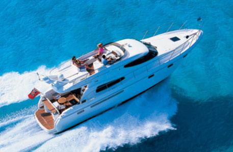 Sealine T51 (Fly / Motor Yacht)