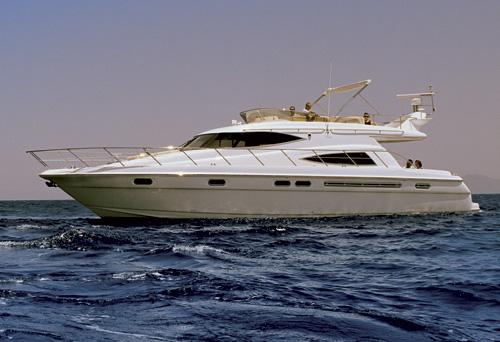 Sealine T52 (Fly / Motor Yacht)