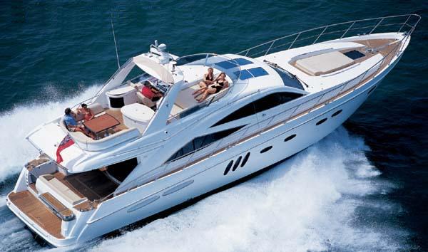 Sealine T60 (Fly / Motor Yacht)