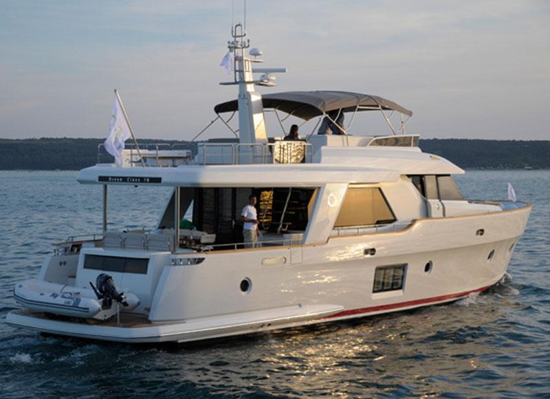 Seaway Greenline 70 (Motor Yacht)