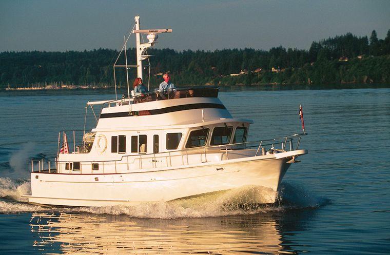 Selene 36 (Trawler)