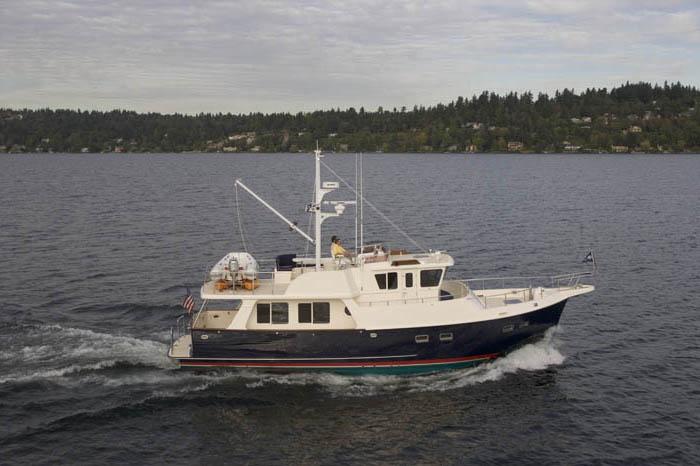 Selene 48 (Trawler / Motor Yacht)