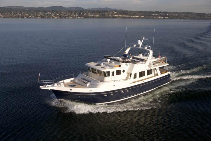 Selene 57 DH (Motor Yacht / Trawler)