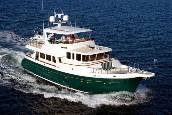 Selene 59 (Motor Yacht / Trawler)