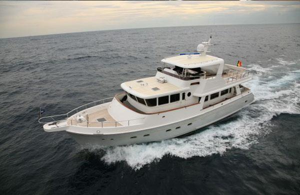 Selene 66 (Motor Yacht / Trawler)