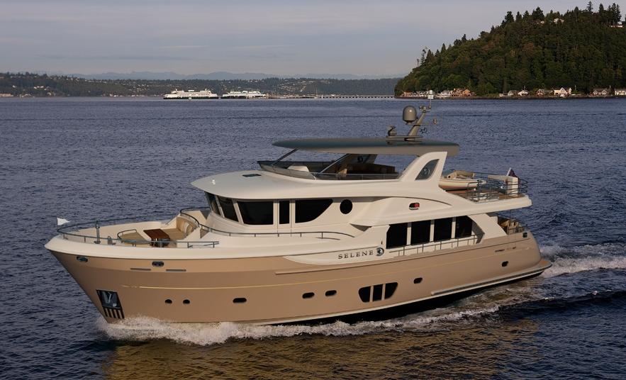 Selene 78 (Fly / Motor Yacht)
