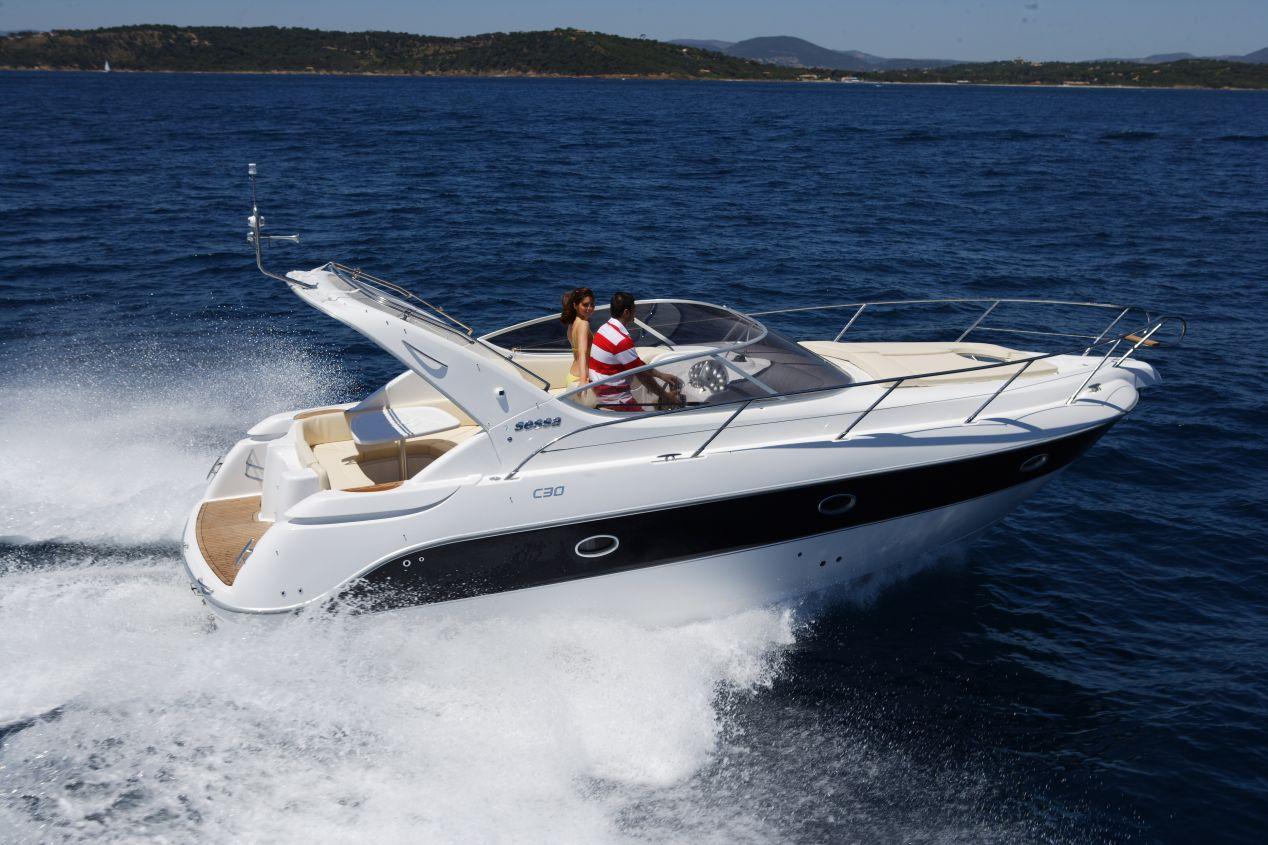 Sessa Marine C30 (Open)