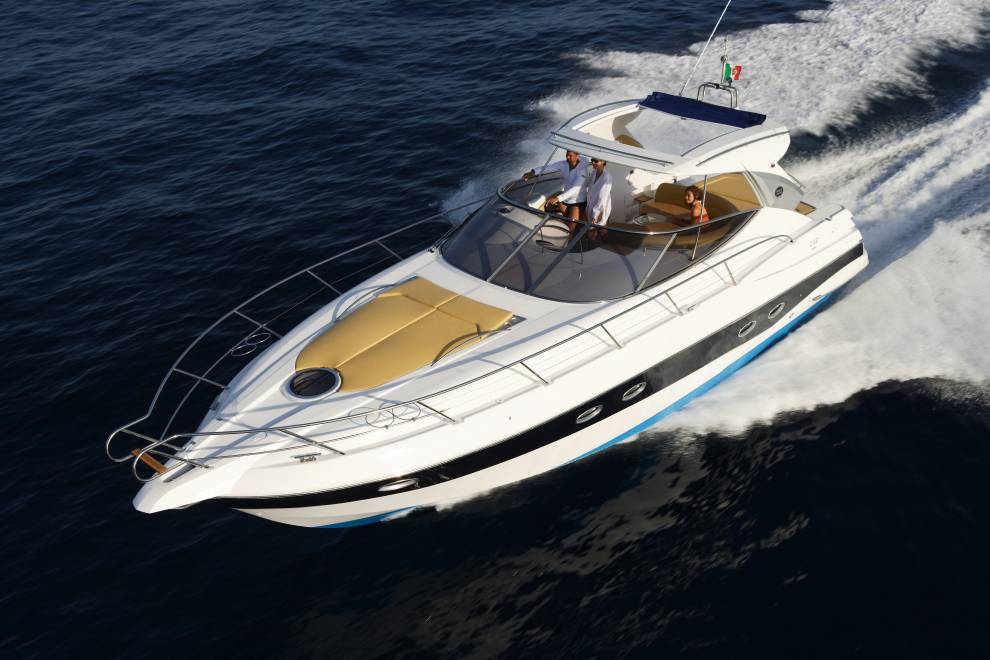 Sessa Marine C42 Hard Top (Open)