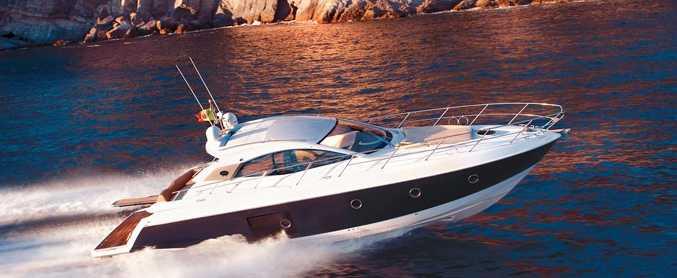 Sessa Marine C44 (Open)