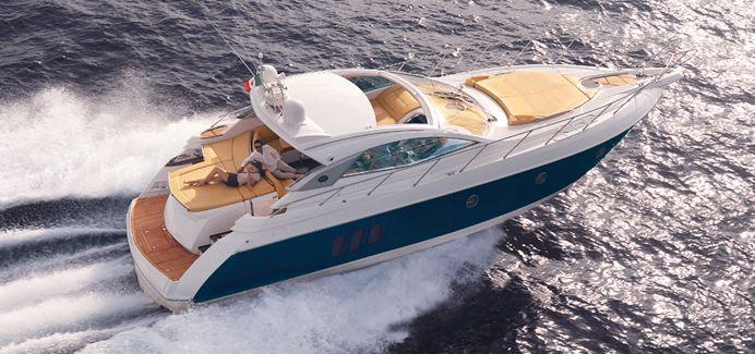 Sessa Marine C46 (Motor Yacht)