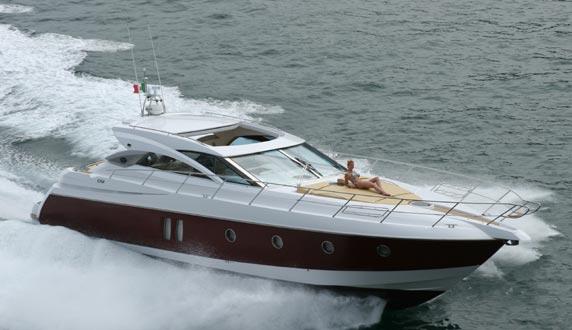 Sessa Marine C52 (Motor Yacht)