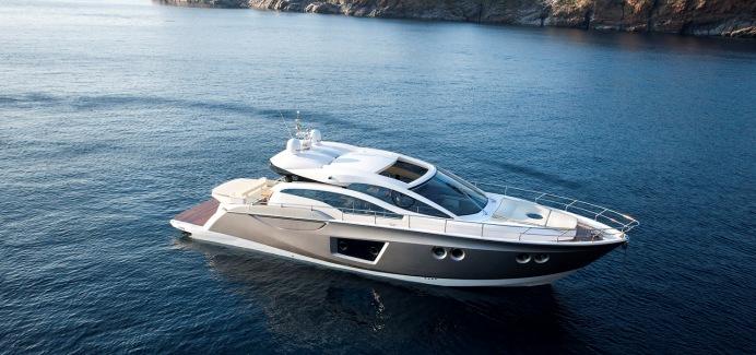 Sessa Marine C54 Sport Coupé (Motor Yacht)