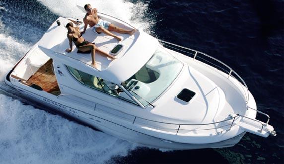 Sessa Marine Dorado 28 (Fisher)