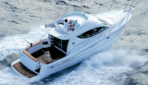 Sessa Marine Dorado 32 (Fisher)