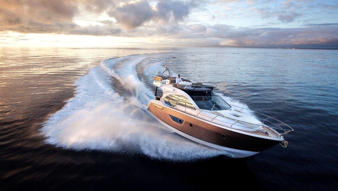 Sessa Marine F45 (Fly / Motor Yacht)