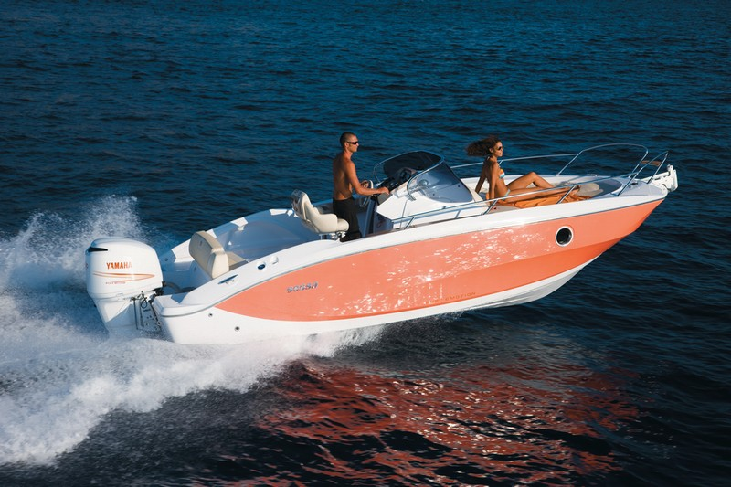 Sessa Marine Key Largo 24 (Day Open)