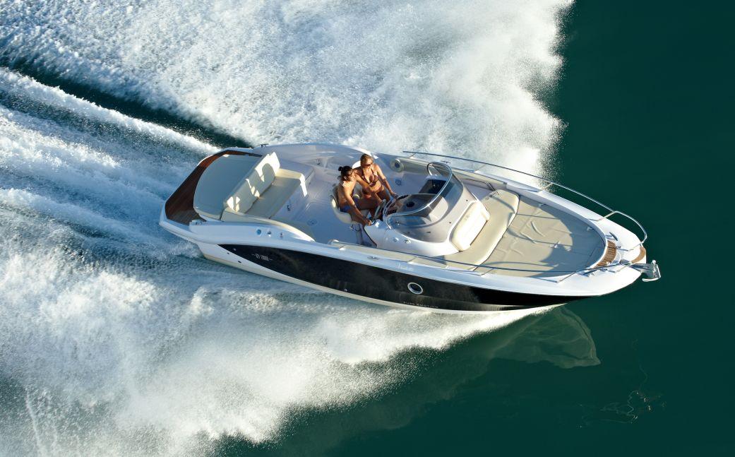 Sessa Marine Key Largo 27 IB (Day Open)