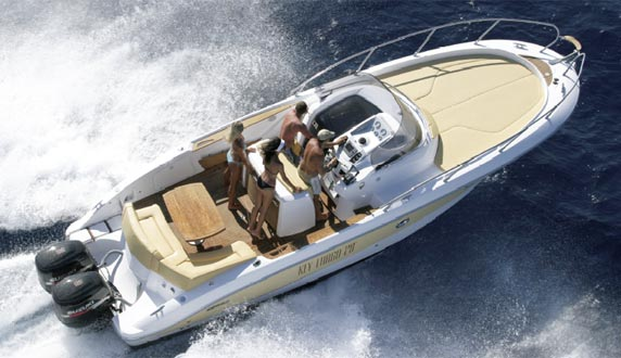 Sessa Marine Key Largo 28 (Day Open)