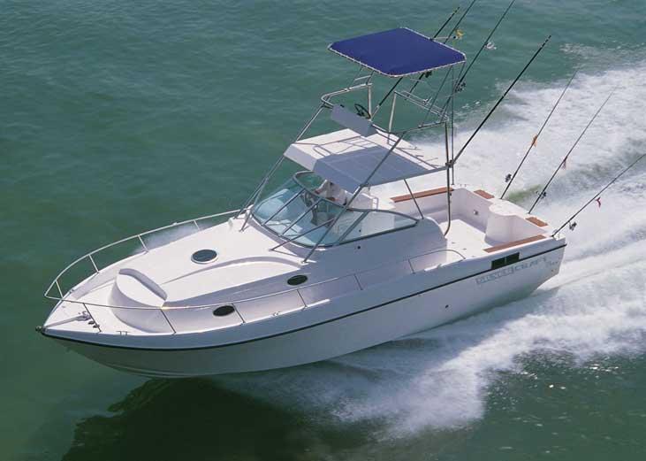 Silvercraft 35SF (Fisher)