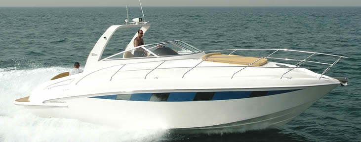 Silvercraft 37SC (Day cruiser)