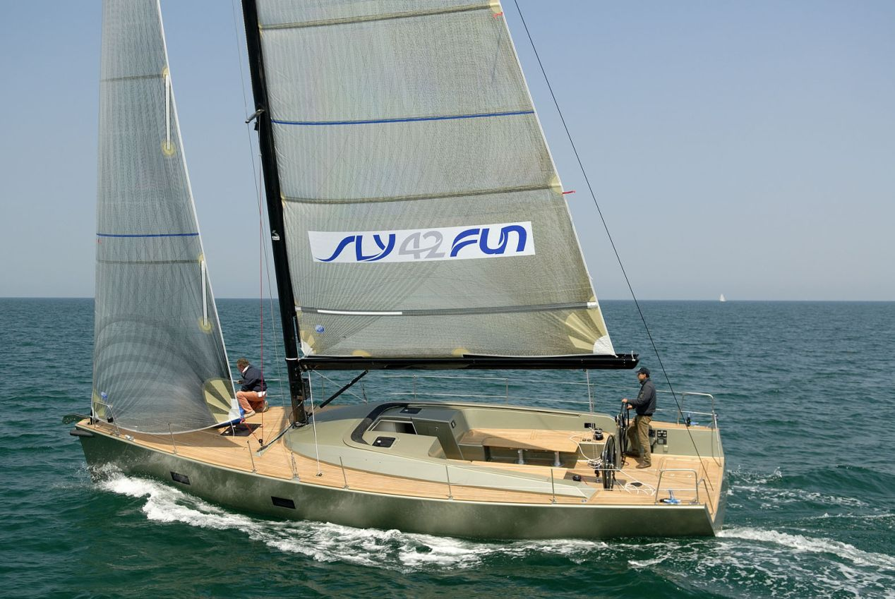 Sly Yachts 42 Fun (Voilier)